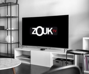 Conception logo de Zouk TV